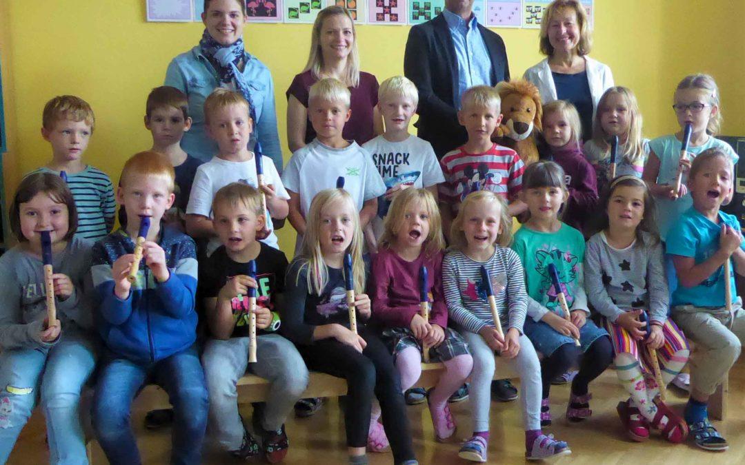 Flötenunterricht für alle