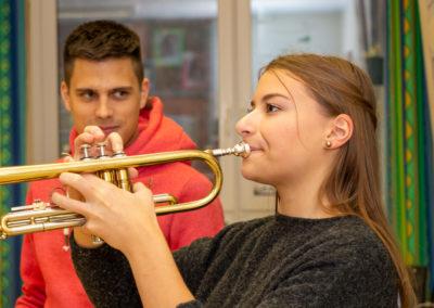 Unterricht Trompete