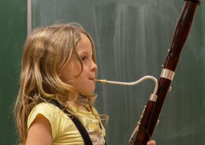 Unterricht Fagott
