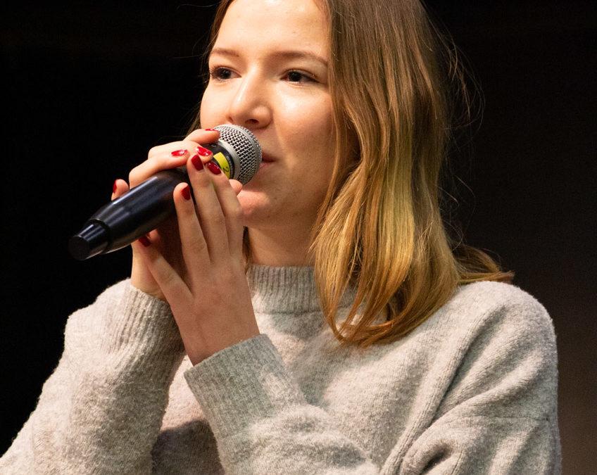 Gastkonzert Gesang in Kooperation mit der Bruckneruni